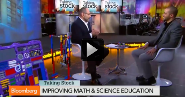 young engineers on bloomberg news